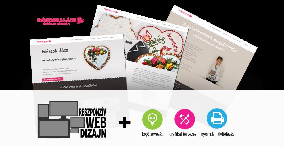 weboldal készítés, grafikai munkák, logó tervezés