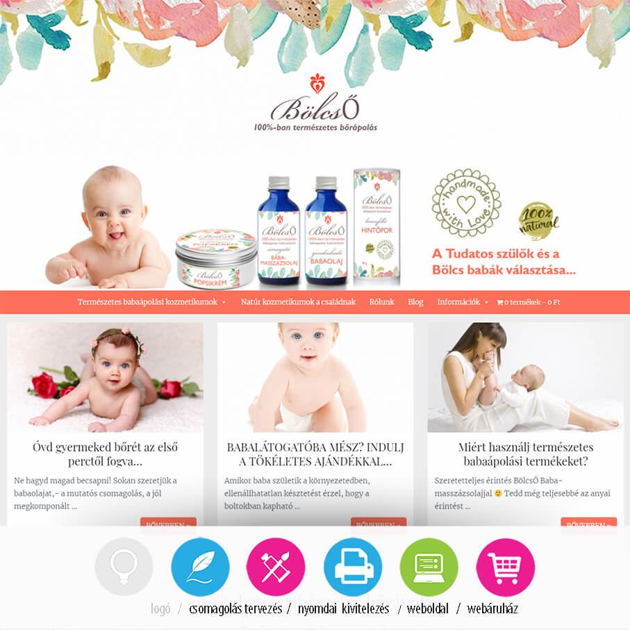 Babynatural-weboldal-munkak